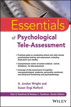 Essentials of Psychological Tele Assessment