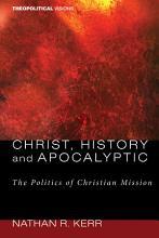 Christ  History and Apocalyptic PDF