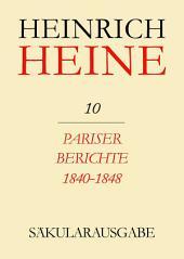 Pariser Berichte 1840-1848