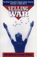 Selling War PDF