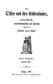 Die Ostsee und ihre Küstenländer, geographisch, naturwissenschaftlich und historisch geschildert von Anton von Etzel: Band 2