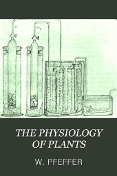 THE PHYSIOLOGY OF PLANTS