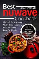 Best Nuwave Cookbook