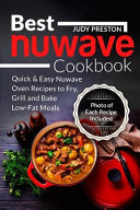 Best Nuwave Cookbook Book PDF