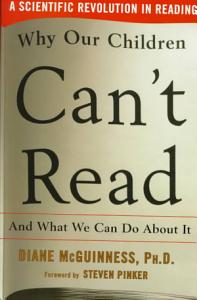 Why Our Children Can t Read  and what We Can Do about it Book