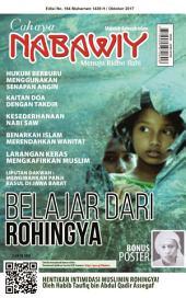 Cahaya Nabawiy Edisi 164: Belajar Dari Rohingya