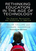 Rethinking Education in the Age of Technology PDF