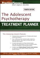 The Adolescent Psychotherapy Treatment Planner PDF