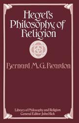 Hegel   s Philosophy of Religion PDF