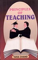 Principles Of Teaching PDF