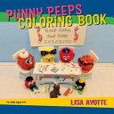 Punny Peeps Coloring Book PDF