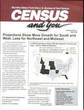 Census and You: Monthly News from the U.S. Bureau of the Census, Volume 29, Issue 5