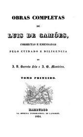 Obras completas: Volume 1