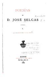 Poesías de D. José Selgas: Volumen 1