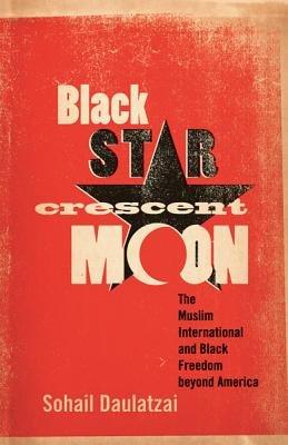 Black Star  Crescent Moon