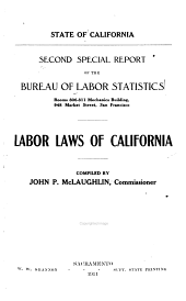 Labor Laws of California