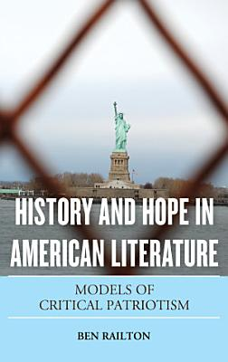 History and Hope in American Literature PDF