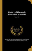 HIST OF PLYMOUTH PLANTATION 16 PDF