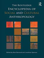 The Routledge Encyclopedia of Social and Cultural Anthropology PDF