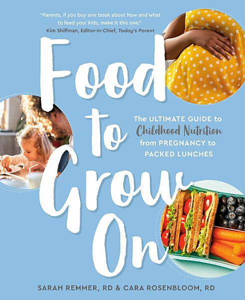 Download Food to Grow On Book