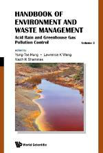 Handbook Of Environment And Waste Management - Volume 3: Acid Rain And Greenhouse Gas Pollution Control