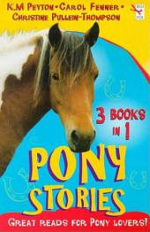 Pony Stories (3 Book Bind-Up)