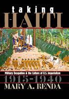 Taking Haiti PDF