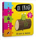 Oi Frog! Jigsaw Book