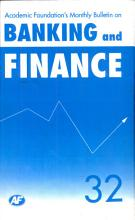 Academic Foundation S Bulletin On Banking And Finance Volume  32 PDF