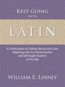 Keep Going with Latin PDF