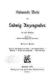 Gesammelte Werke: Bände 9-10