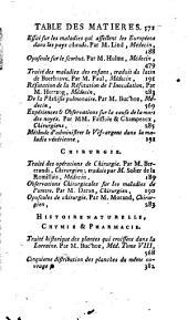 Journal de médecine, de chirurgie et de pharmacie: Volume30