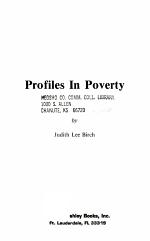 Profiles in Poverty