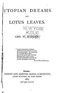 Utopian Dreams and Lotus Leaves PDF