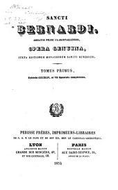 Opera genuina: Volume 1