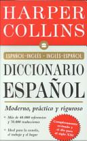HarperCollins Diccionario Espanol