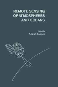 Remote Sensing of atmospheres and Oceans PDF