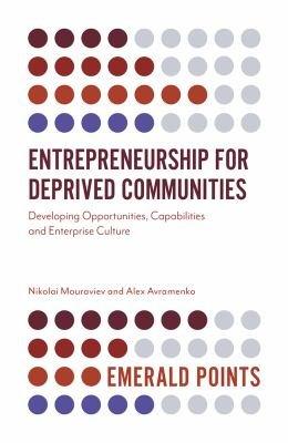 Entrepreneurship for Deprived Communities