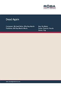 Dead Again Book