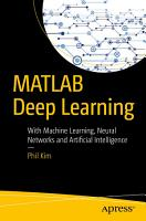 MATLAB Deep Learning PDF