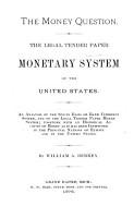 The Money Question PDF