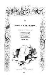 De Grimbergsche oorlog: ridderdicht uit de XIVe eeuw, Volume 2