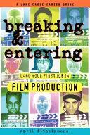 Breaking   Entering Book