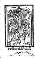 La philosofia moral del Aristotel: es asaber Ethicas: Polithicas: y Economicas: en Romançe