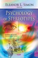 Psychology of Stereotypes