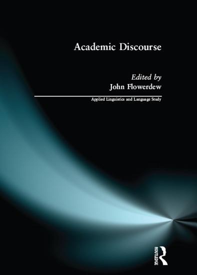 Academic Discourse PDF