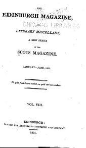 The Scots Magazine ...: Volumes 87-88