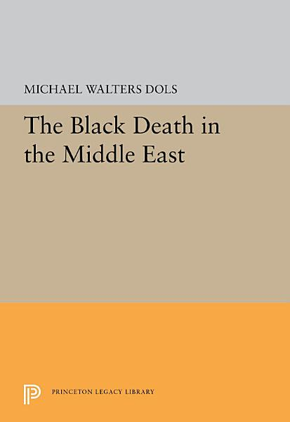 Download The Black Death in the Middle East Book