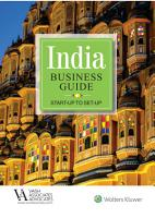 India Business Guide  Start Up To Set Up 2Ed PDF