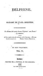 Delphine: Volume 6